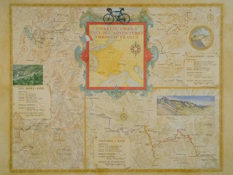 Redstone Studios - Custom maps and globes - Durham, Connecticut